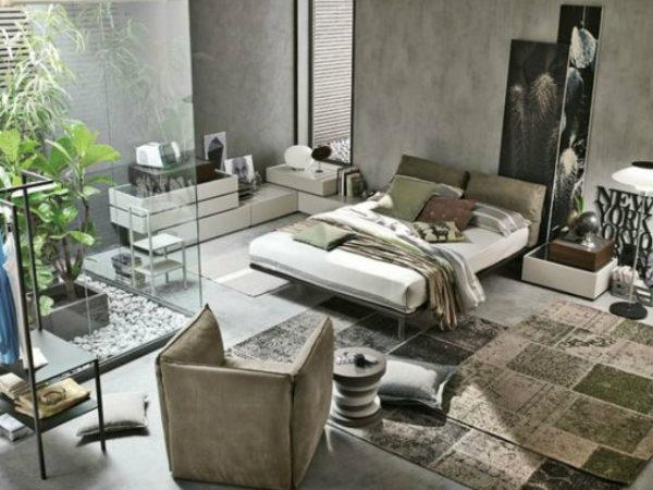 23-fotos-decoración-dormitorios-modernos-estilo-neoyorkino