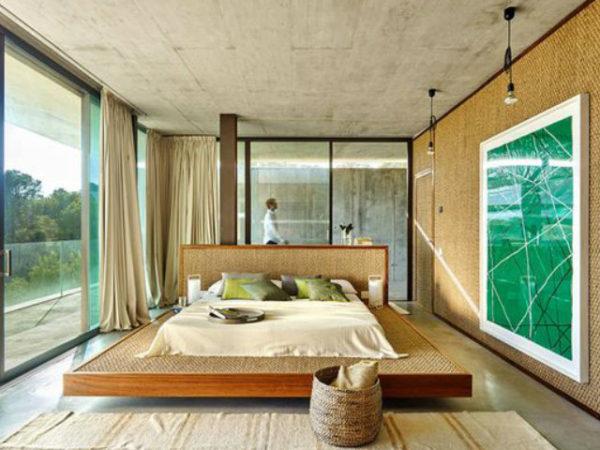 23-fotos-decoración-dormitorios-modernos-ventanal
