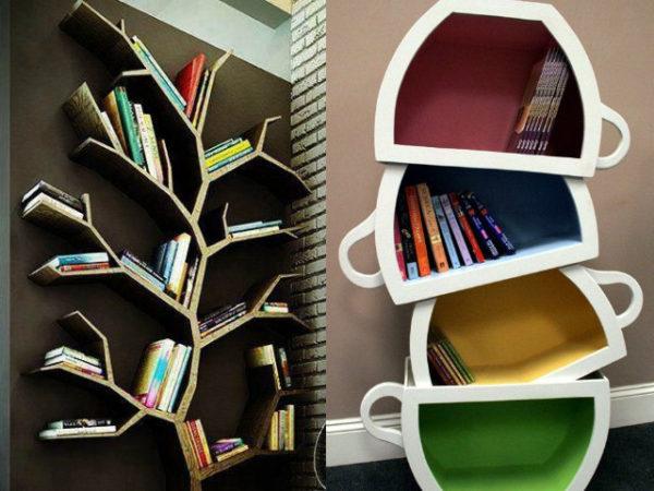 30-mejores-ideas-de-decoración-librerias