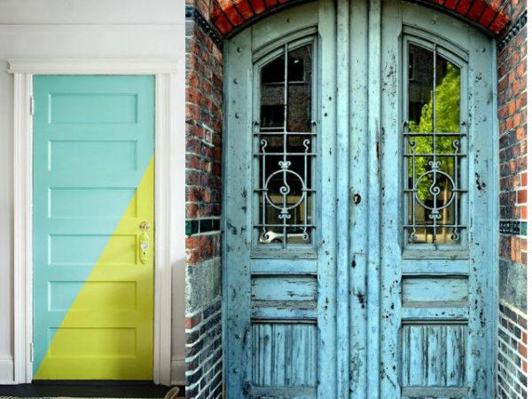 30-mejores-ideas-de-decoración-puerta-de-casa