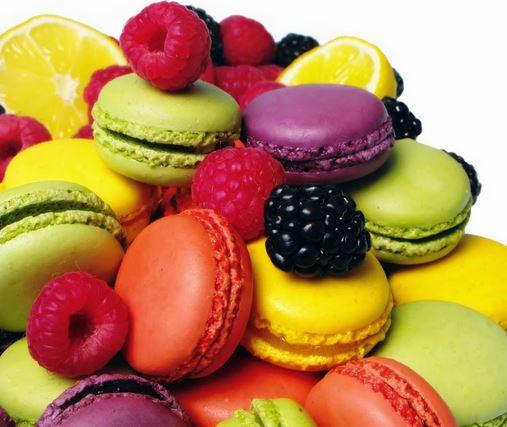 macarons-galletas-francesas-colores