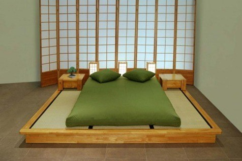 Camas futón