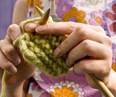 Cómo hacer bufandas de lana fácil