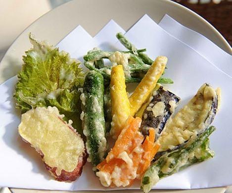 Cómo hacer tempura