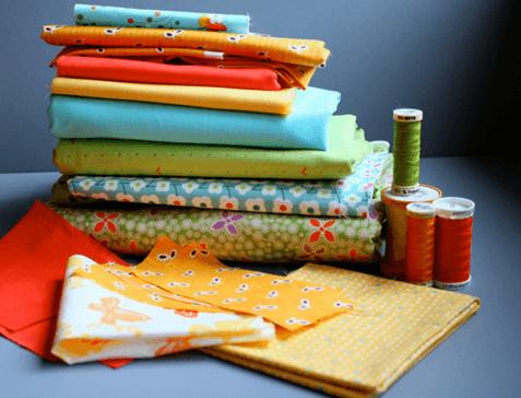 Cómo hacer una colcha de patchwork,