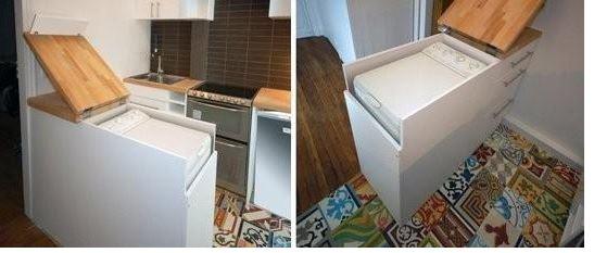 Lavadoras pequeñas (40 a 45 cm)