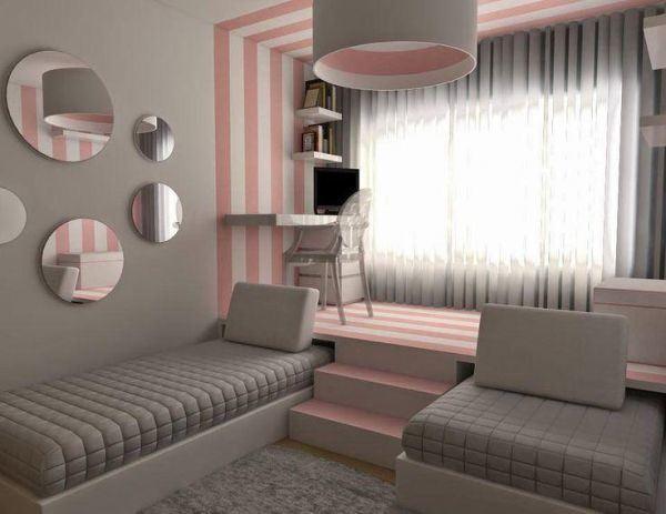 como-decorar-habitaciones-juveniles-espejos2-hoylowcost