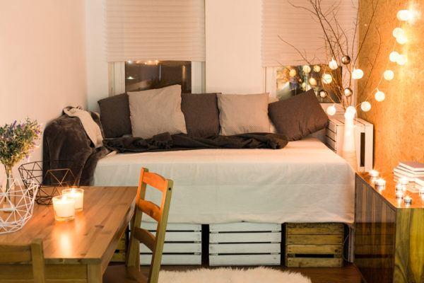 Ideas para decorar habitaciones pequenas aprovechar espacio