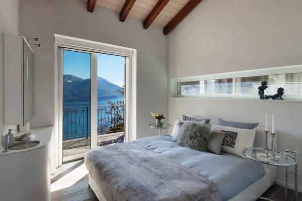 Ideas para decorar habitaciones pequenas ventanas grandes