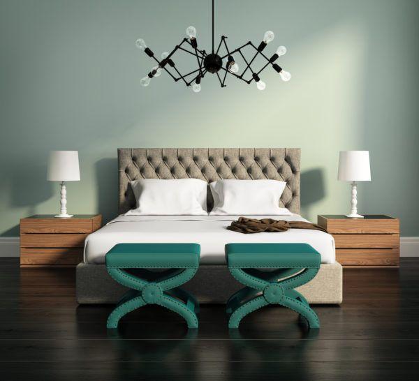 Ideas para decorar una habitacion de matrimonio cabecero