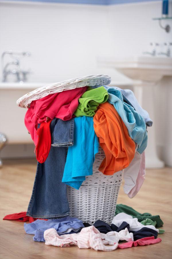 Como poner la lavadora clasificar la ropa