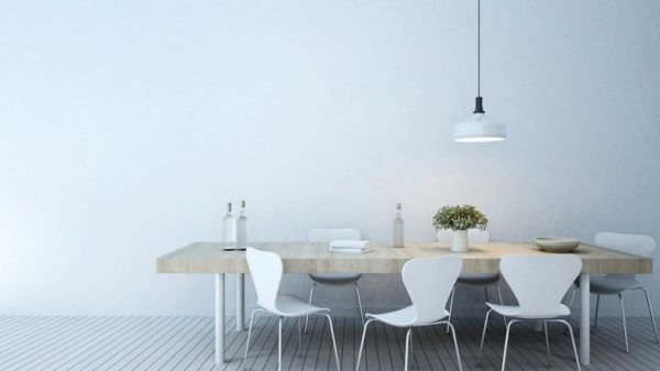 Comedores modernos y minimalistas