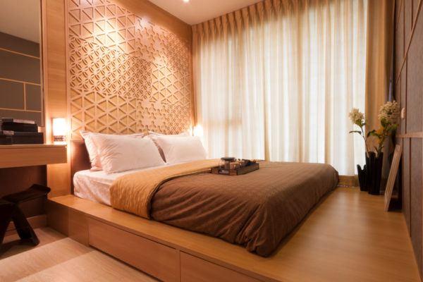 Habitacion moderna con estilo ZEN Japones sencillez