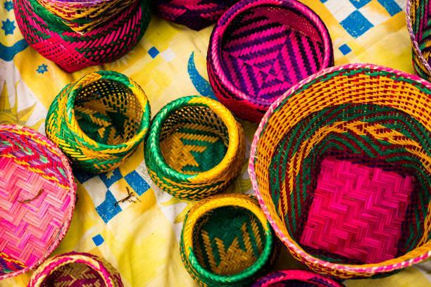 Decoracion etnica artesania