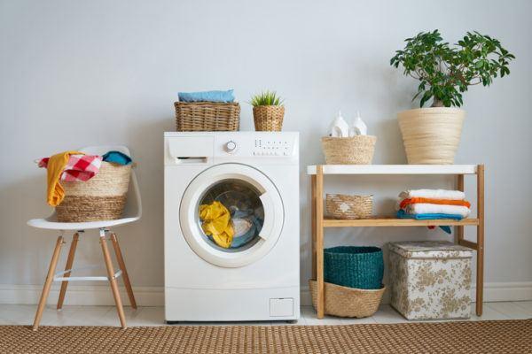 Tipo de detergente usar para la lavadora