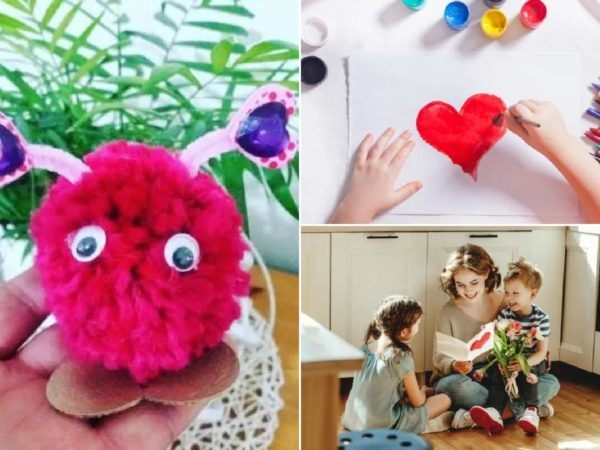 Manualidades para San Valentín para niños