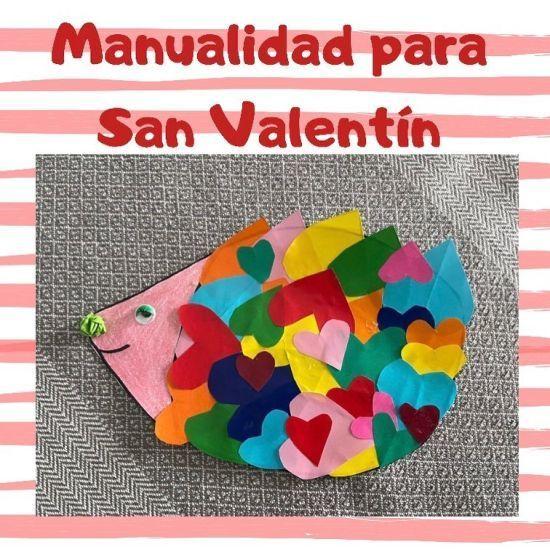 Erizo de San Valentín