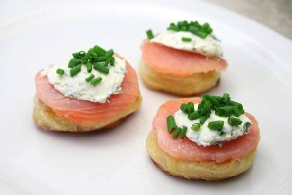 Recetas navidad faciles entradas tartaletas salmon