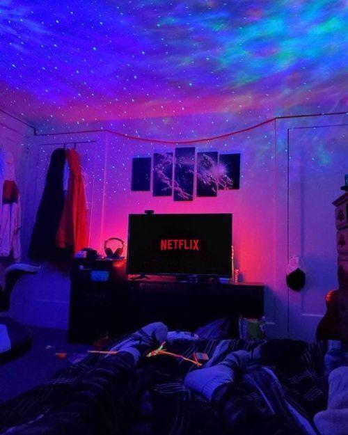 Dormitorio de cine netflix