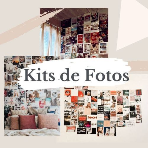 Kits de fotos para decorar