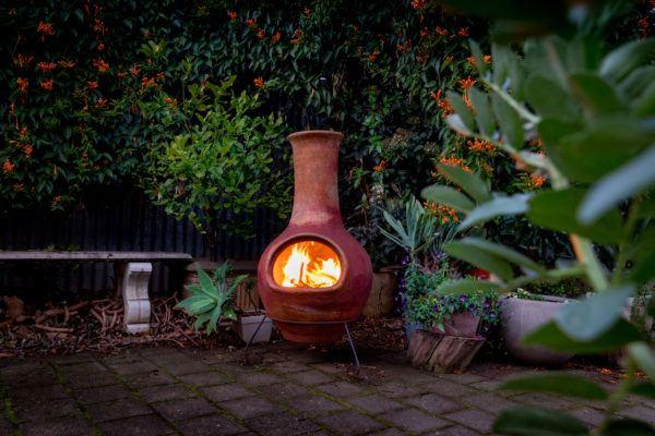 Que estufa se puede instalar en una terraza