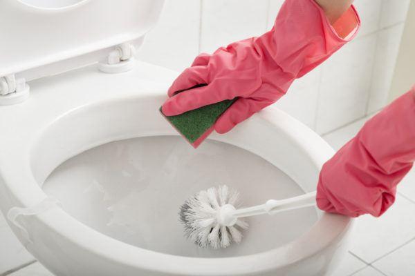 Como limpiar interior inodoro