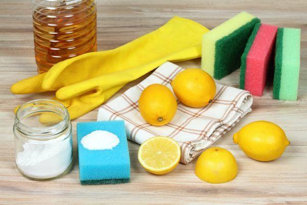 Como limpiar un sofa de tela con limon sal