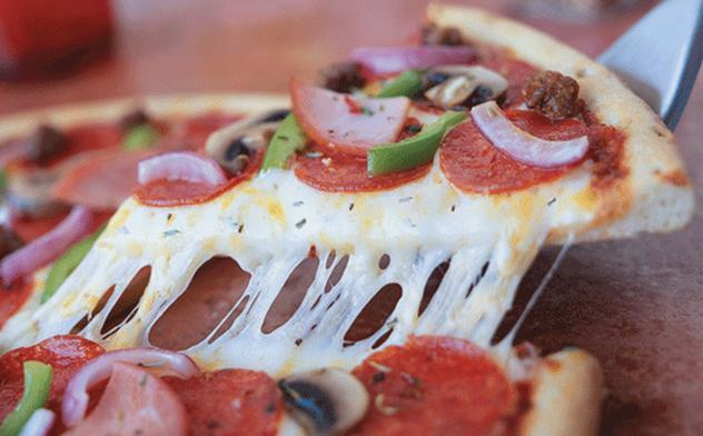 Tapas de pizza a la francesa Tapas francesas