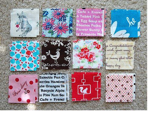 C mo hacer una colcha de patchwork - Como hacer pachwork ...