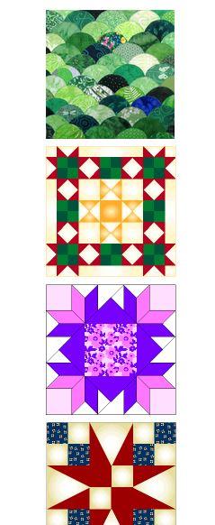 Cómo hacer una colcha de patchwork