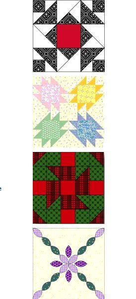 cómo hacer una colcha de patchwork2