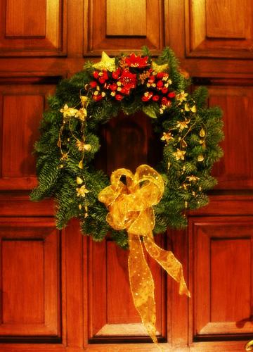 Manualidades para navidad - Adornos navidenos para oficina ...