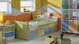Decoración para dormitorios para niños