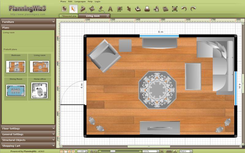 Simulador de ambientes for Programa decoracion interiores gratis