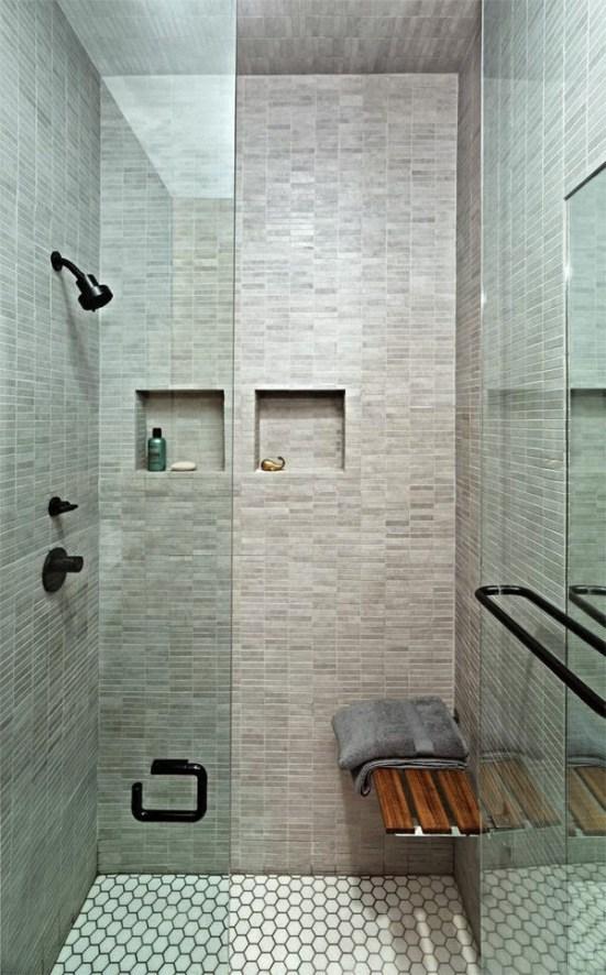 Más de 80 fotos de baños modernos - BlogHogar.com