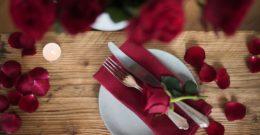 Cena de San Valentín en casa 2019: decoración y menú
