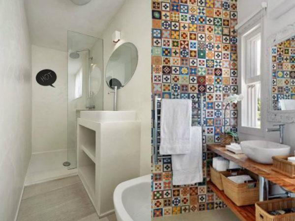 C mo elegir los mejores azulejos para el ba o - Papel para azulejos de bano ...