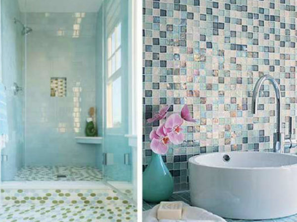 C mo elegir los mejores azulejos para el ba o for Como limpiar las baldosas del bano