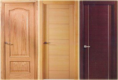 Puertas de madera - Puertas baratas bricodepot ...