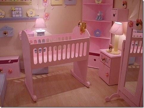 Como decorar un cuarto de bebe