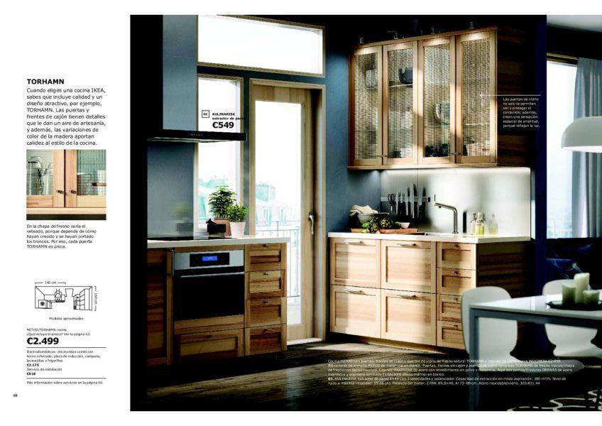 Catalogo ikea 2019 cocinas - Ikea diseno de cocinas ...
