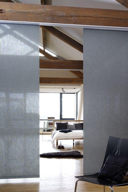 C mo decorar con paneles japonenes consejos y dise os - Paneles japoneses salon ...