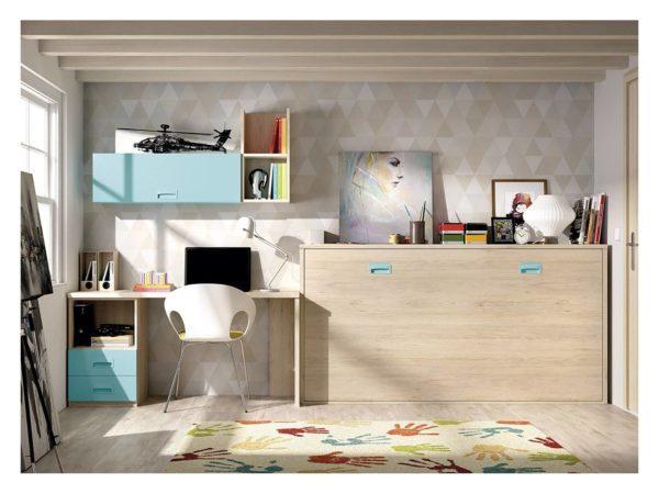 Consejos para un dormitorio juvenil 2019 - Armarios juveniles merkamueble ...