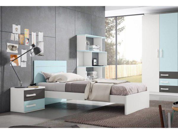 Consejos para un dormitorio juvenil 2018 - Tendencias dormitorio 2018 ...