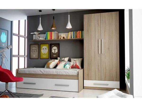 Consejos para un dormitorio juvenil 2018 for Muebles conforama dormitorios juveniles