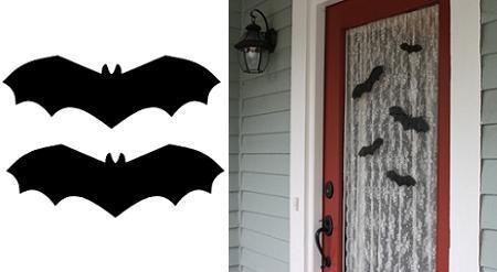 Decorar la puerta para halloween - Decoracion halloween para imprimir ...