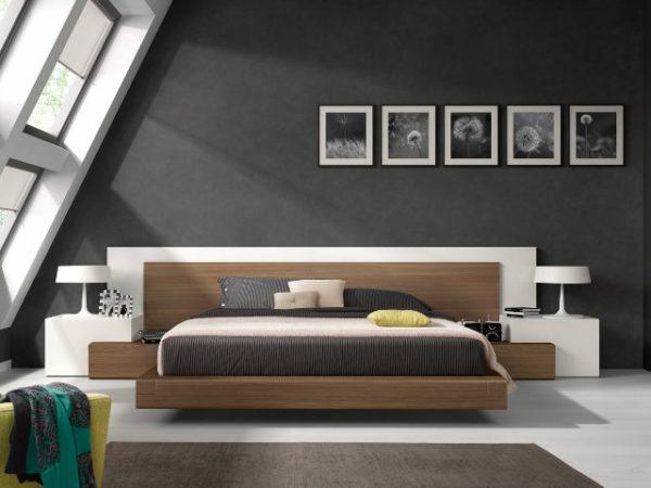 23-fotos-decoración-dormitorios-modernos-negro