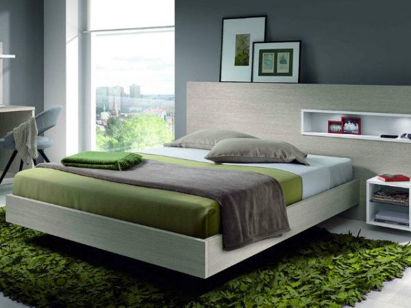 23-fotos-decoración-dormitorios-modernos-verde
