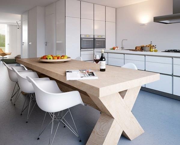 Las 30 mejores cocinas modernas for Ver cocinas modernas