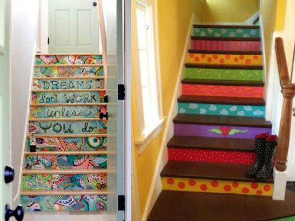 30-mejores-ideas-de-decoración-escalones-pintados